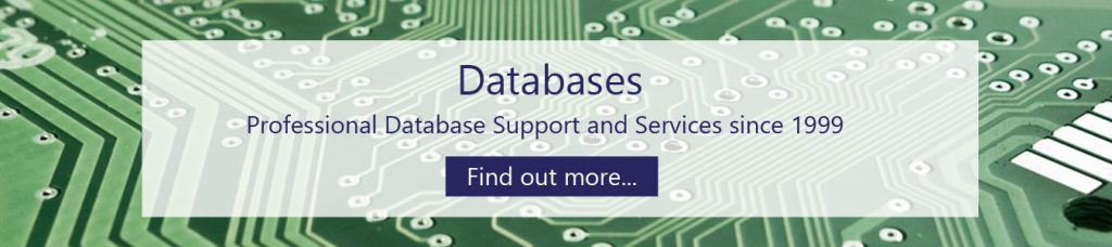 database services Sheffield