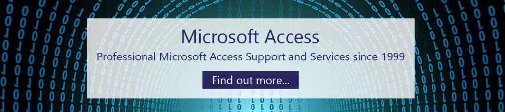 Microsoft Access services Sheffield