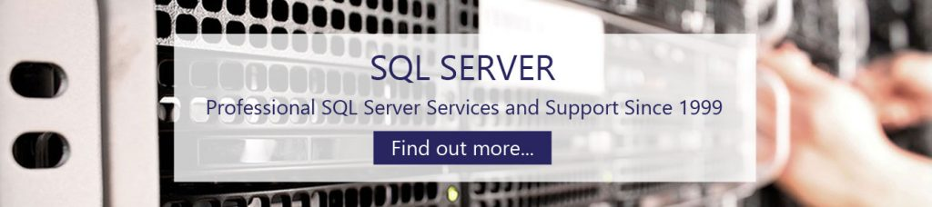 SQL server services Sheffield-home